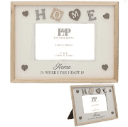 Sentiments home  picture frame